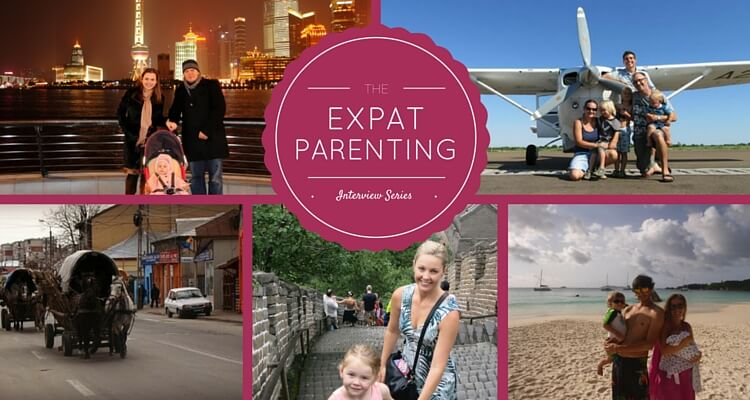 An interview series with expat parents from across the globe looking at the challenges and pleasures that come from raising your family far from the place you call home | Expatriate Life | Our Globetrotters