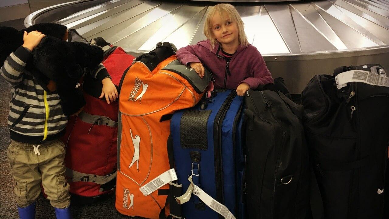 Checked Luggage Essentials