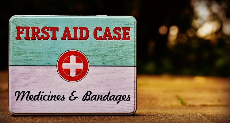 First Aid Family Travel Health