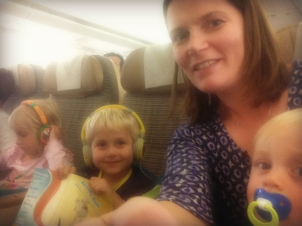 Travelling with one parent