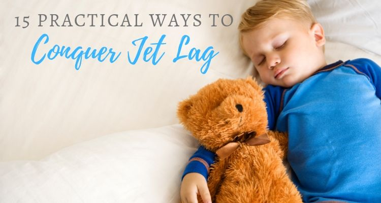 15 practical ways to conquer jet lag