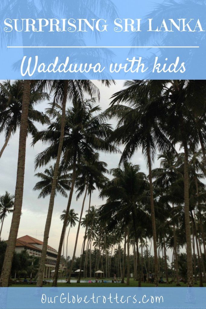 Sri Lanka with kids - what to expect staying at Blue Water Resort Wadduwa and our top tips for exploring southern Sri Lanka