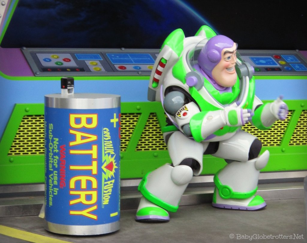 Buzz Lightyear at WDW How to prepare for a Disney trip