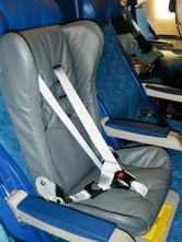 Cathay child seat | Airlines Review | OurGlobetrotters