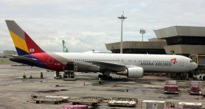 Asiana Airlines Family Flying review
