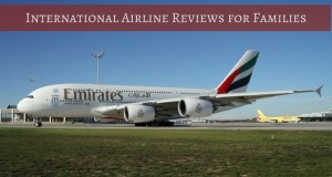 The Globetrotters International Airline Reviews - Taking on 30 of the World's largest airlines for their family friendliness