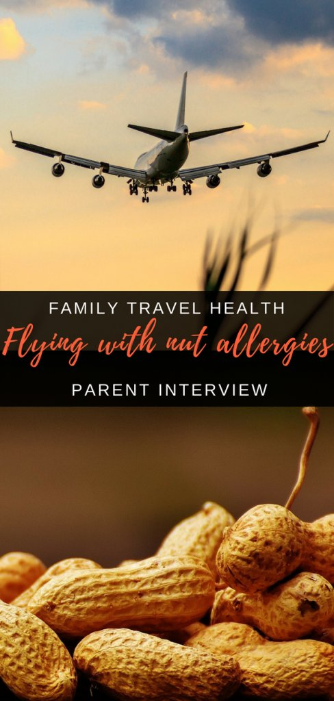 Nut Allergy information | Interview with nut allergy sufferer's Parents on Our Globetrotters