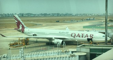 Flying Qatar Airways with Kids | Our Globetrotters - Family Travel Blog