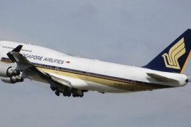 Family Flying Review Singapore Airlines