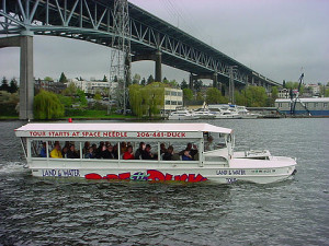 Ride the Ducks   Seattle with Kids   Explore My City   OurGlobetrotters