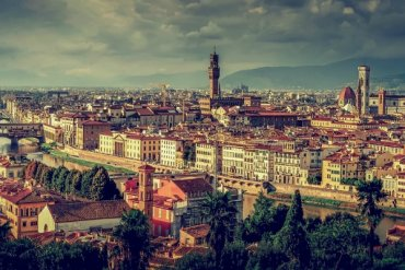 Florence in 24 hours with kids