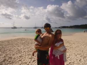 Family life in the Seychelles | Global Parenting Interview | OurGlobetrotters.Com