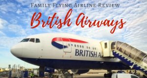 Family Flying Airline Review British Airways