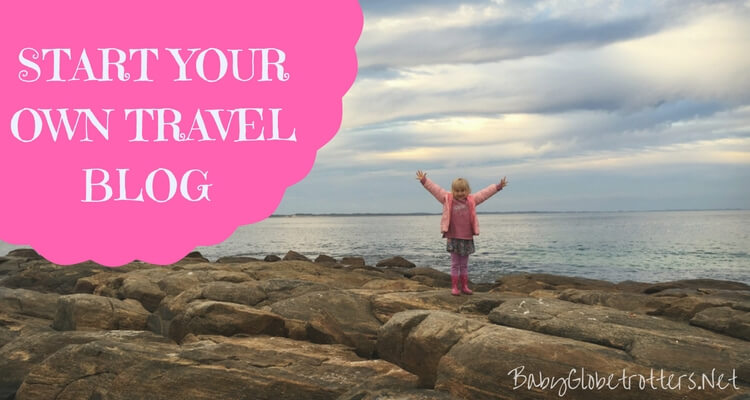 Start your own blog and learn from the best at Travel Blog Success | OurGlobetrotters.Com