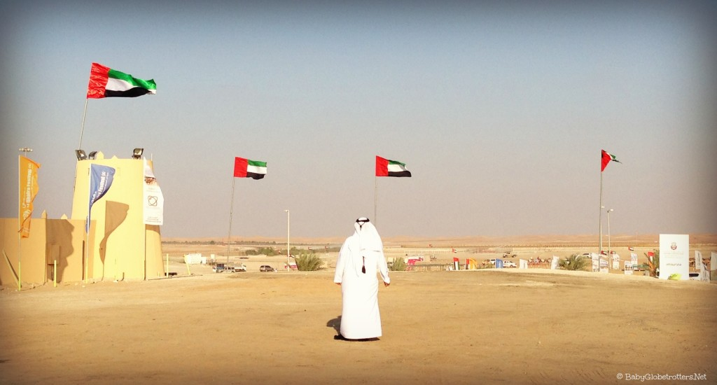 Al Dhafra Festival with Kids | Discover the UAE | OurGlobetrotters.Net