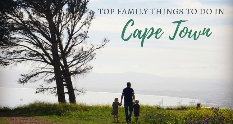 Top 5 Things to Do in Cape Town with Kids