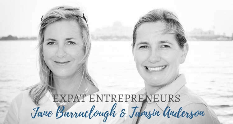 Expat Entrepreneurs: Jane Barraclough & Tamsin Anderson