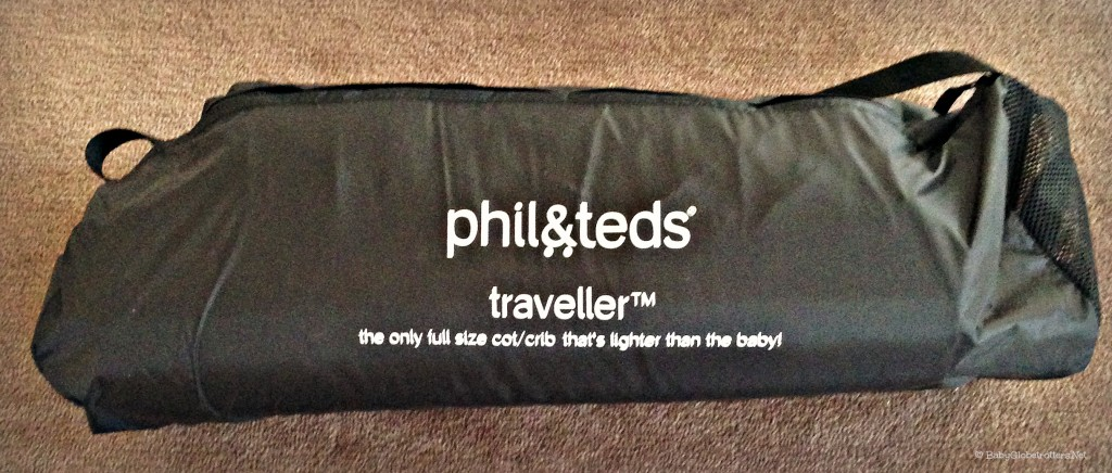 Phil & Teds Traveller Review   Product Reviews   OurGlobetrotters.Net