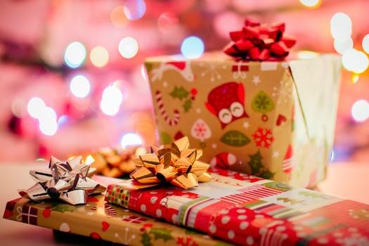Christmas gift giving traditions