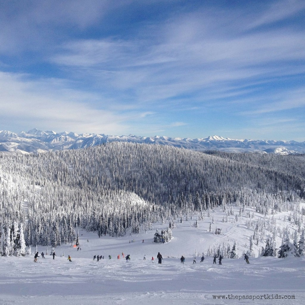 Whitefish, Montana | Best cold weather destinations for Family Travel | OurGlobetrotters.Net
