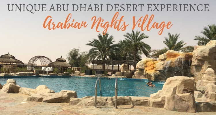Arabian Nights Village Abu Dhabi – Family Desert Retreat