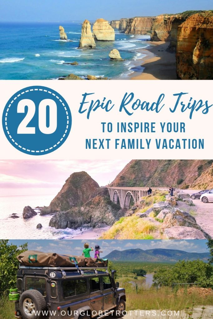 Epic Road Trips to Inspire your vacation plans