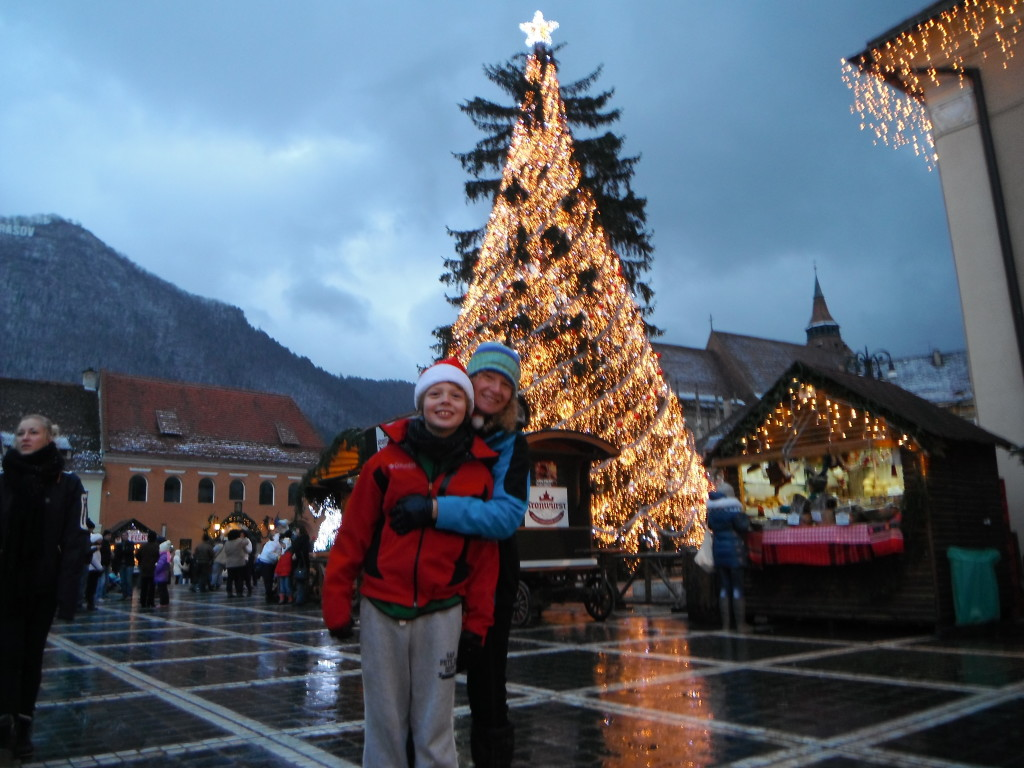 Epic Family Raod Trips Romania in the winter with Exploramum | Family Travel Destinations | OurGlobetrotters.Net