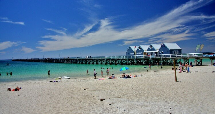 busselton, western australia | OurGlobetrotters.Com