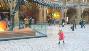 London's Museums with Toddlers | Explore my City | OurGlobetrotters.Com
