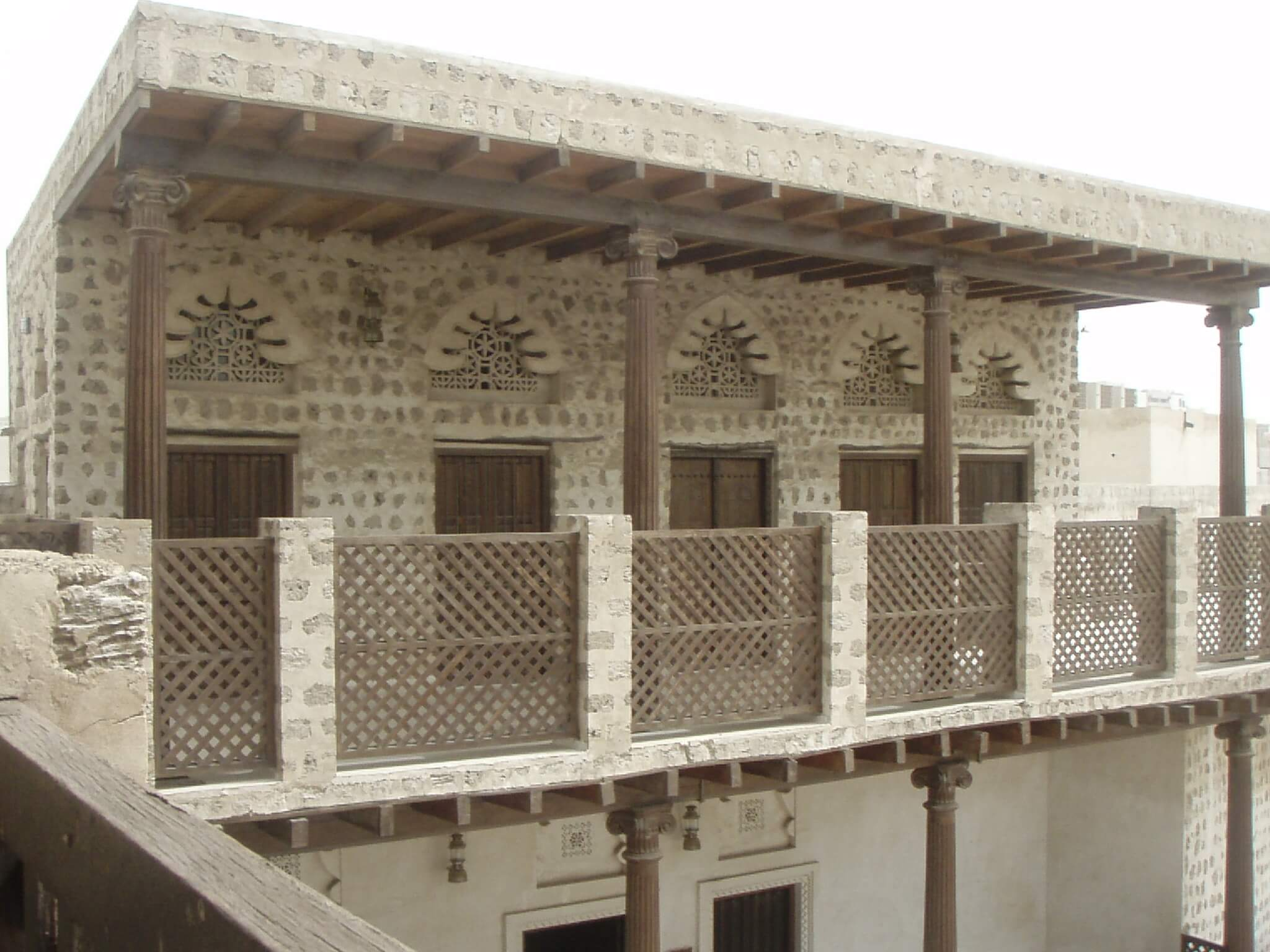 Al Nabooda House - Sharjah | Explore My City | OurGlobetrotters.Com