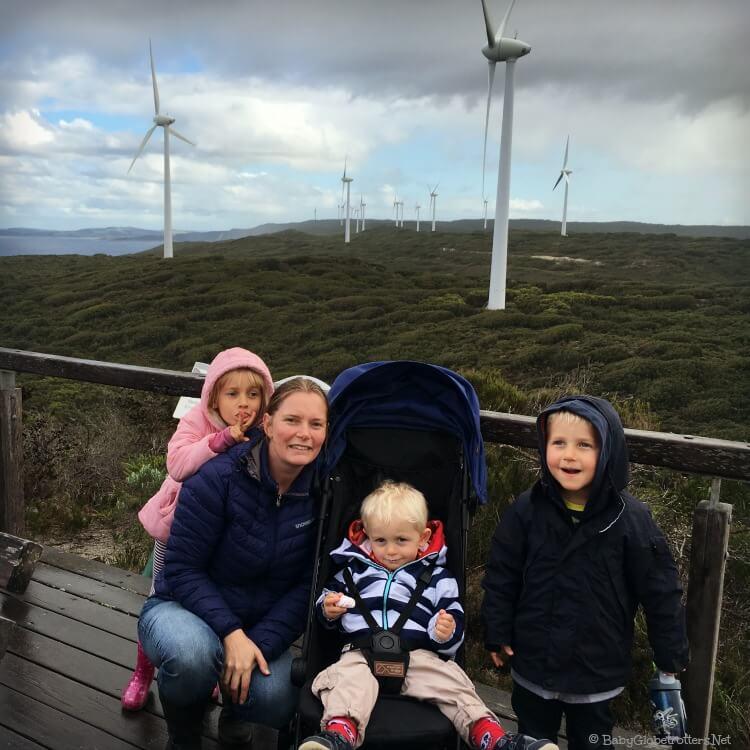Mounta Buggy Nano at Albany Wind Farm