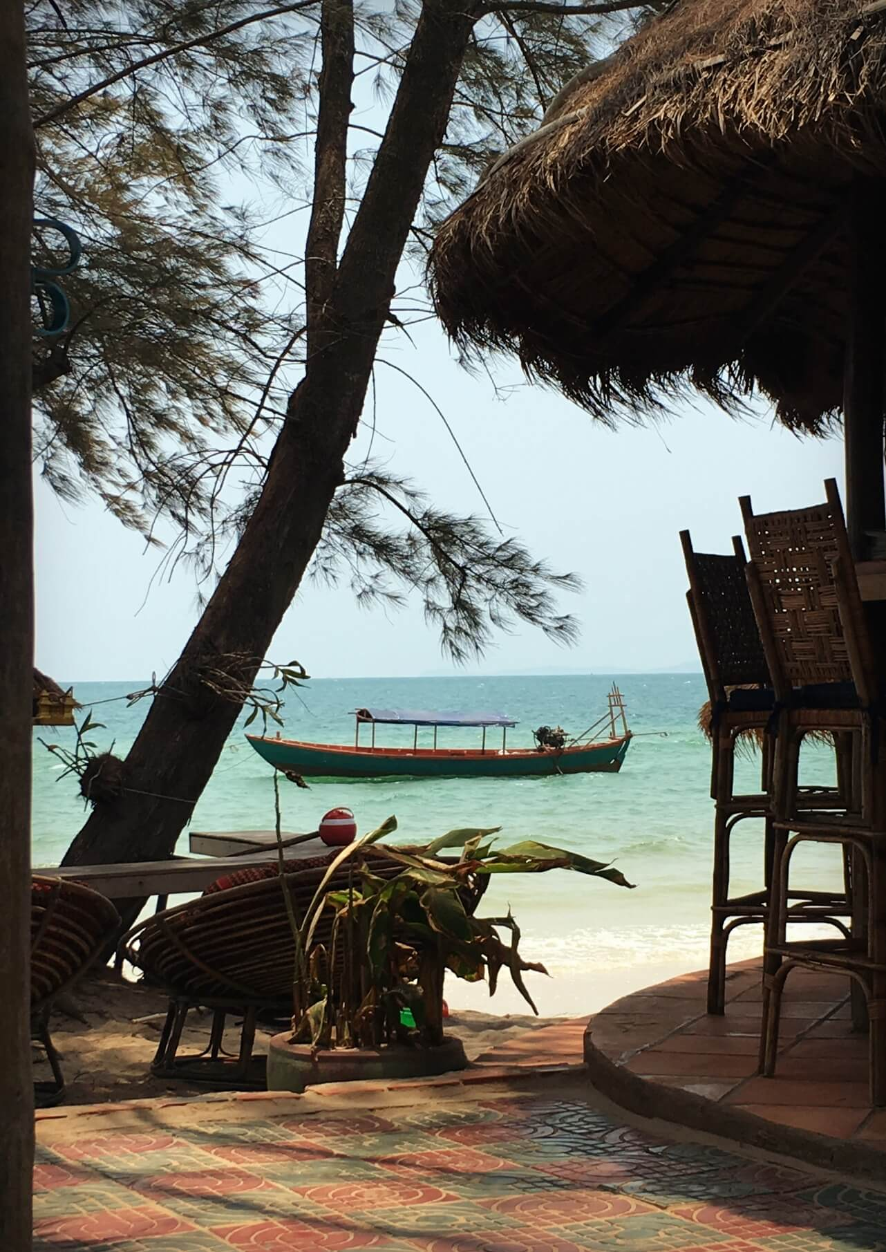 Sihanoukville Cambodia with Kids | OurGlobetrotters.Com