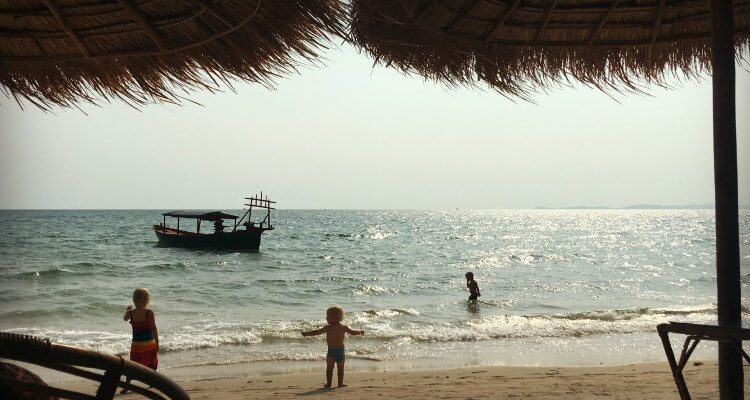 Sihanoukville with Kids | OurGlobetrotters.Com