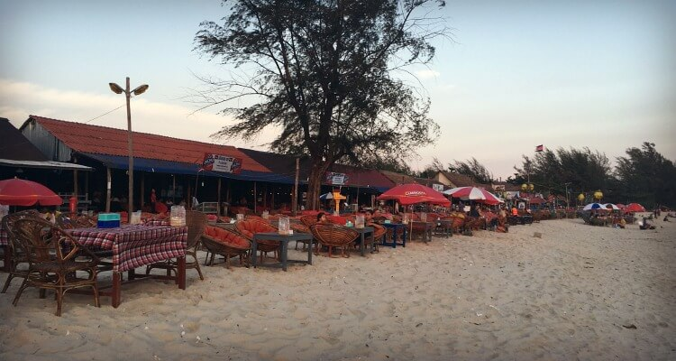 Serendipity beach - Sihanoukville Cambodia | OurGlobetrotters.Com