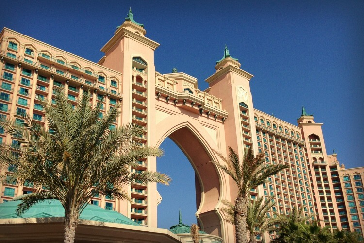 Atlantis the Palm - things to do with kids in the UAE