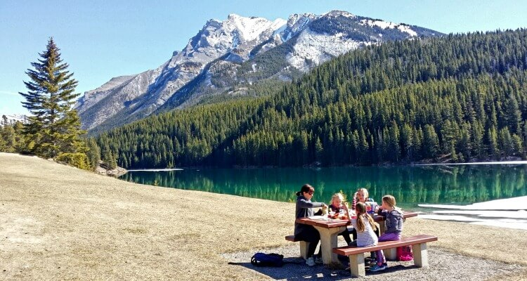 Banff Canada   Hidden Gems for Family Travel   OurGlobetrotters.Com