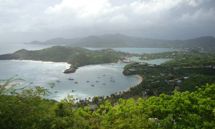 English Harbour Antigua   Family Travel Hidden Gems   OurGlobetrotters.Com