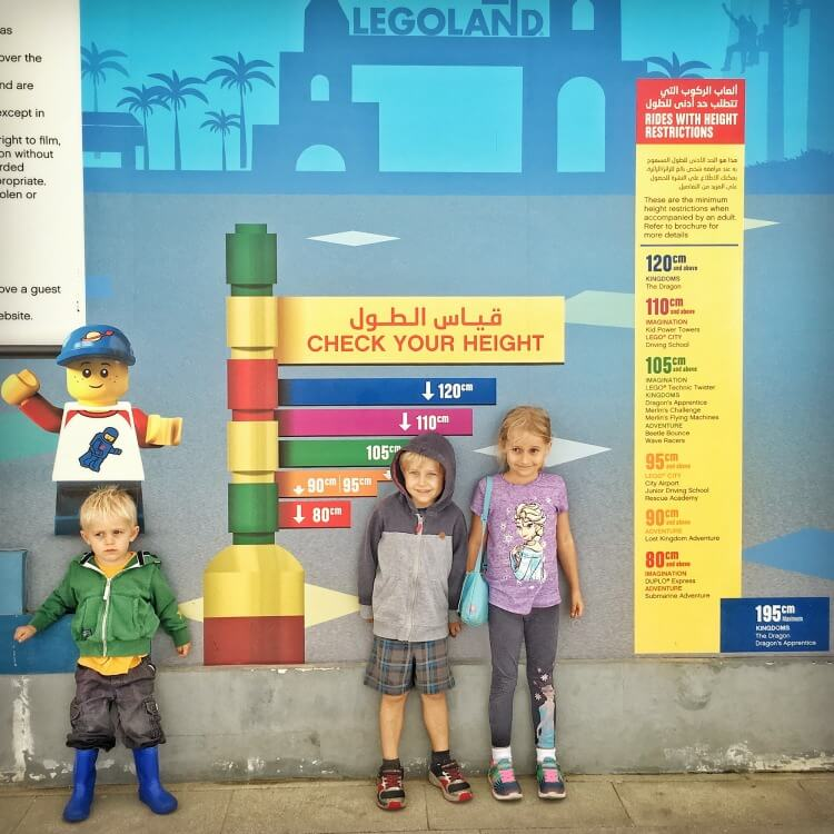 Legoland Dubai Review with the Globetrotters