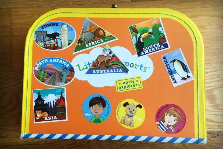 Little Passports Product Review | OurGlobetrotters.Com