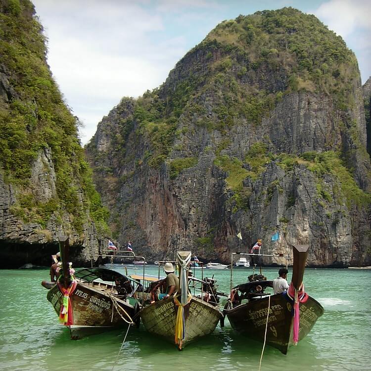 Phi Phi Island: Phi Phi Islands Thailand