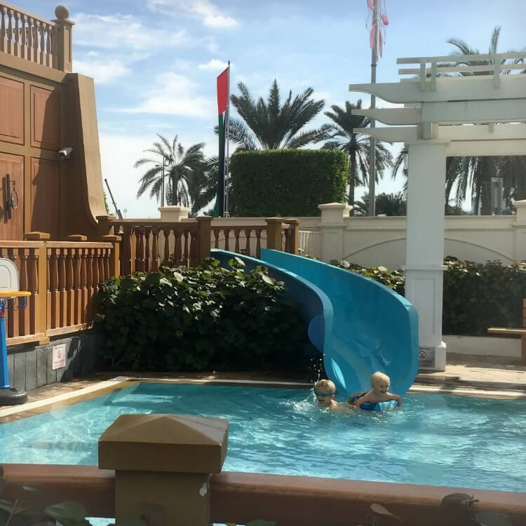 Treasure Island Kids Club at St Regis Abu Dhabi