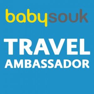 Baby Souk Travel Ambassador