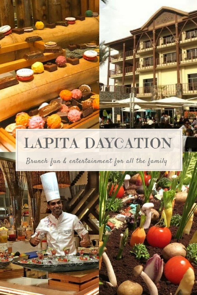 Lapita Daycation Brunch at the new Lapita Resort, Dubai Parks & Resorts | Our Globetrotters Family Travel Blog
