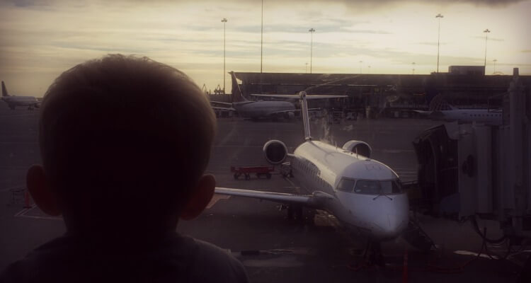 Flying with kids - business class with kids?