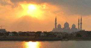 Best Hotels Where to Stay in Abu Dhabi | Khor Al Maqtaa and the Sheikh Zayed Grand Mosque