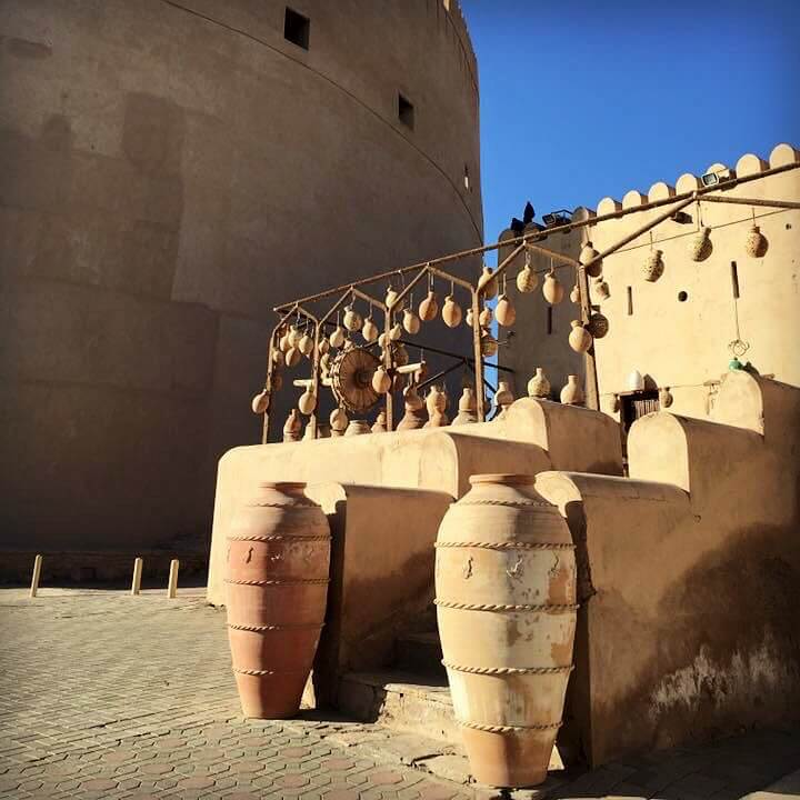 Road Trip from Abu Dhabi to Muscat with Kids