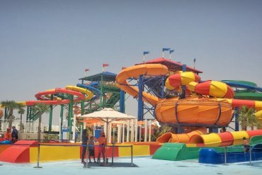 Legoland Water Park Dubai family review