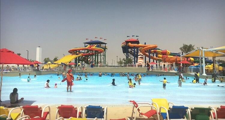 Legoland Water Park Dubai family review