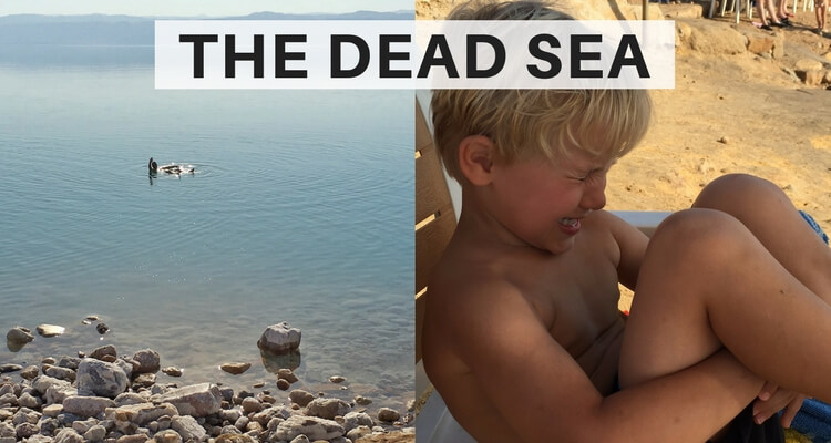 Should you visit the Dead Sea with Kids?