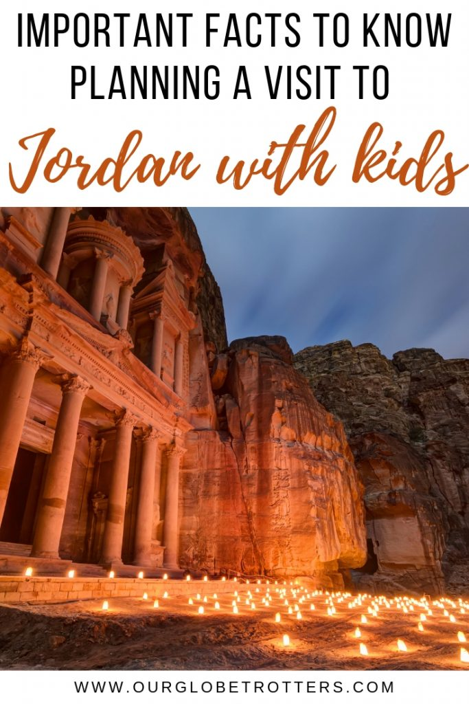 Facts to know planning a trip to Jordan